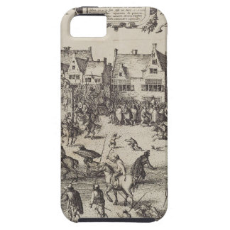 The Execution of Guy Fawkes iPhone 5 Covers