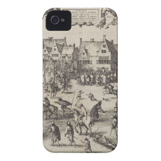 The Execution of Guy Fawkes iPhone 4 Cases