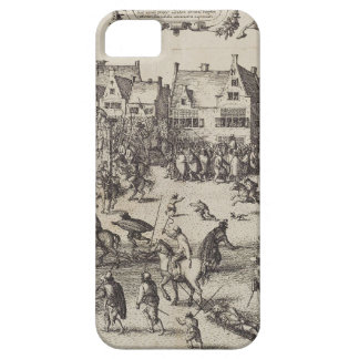 The Execution of Guy Fawkes iPhone 5 Case