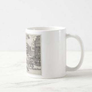 The Execution of Guy Fawkes Coffee Mug