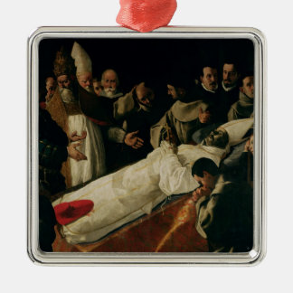 The Exhibition of the Body of St. Bonaventure Ornaments