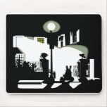 The Exorcist Bolas Mousepad