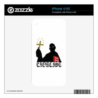 The Exorcist Skins For The iPhone 4