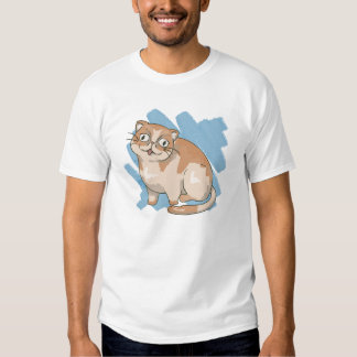 The Exotic Shorthair that saw everything T Shirt