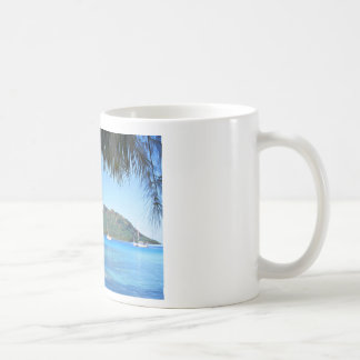 The Expectant mother, Huahine (illustration) Classic White Coffee Mug