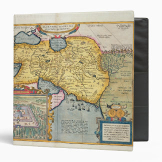 The Expedition of Alexander the Great 3 Ring Binders
