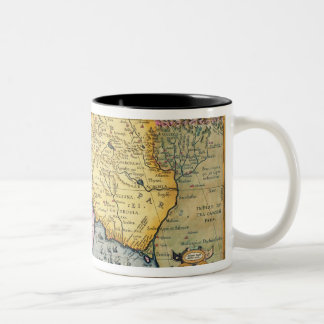 The Expedition of Alexander the Great Two-Tone Coffee Mug