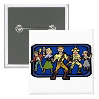 The Expedition Pinback Buttons
