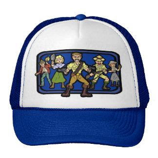 The Expedition Trucker Hat