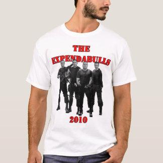 The ExpendaBulls 2010 T-Shirt