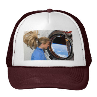 The Experience Of Weightlessness Trucker Hat