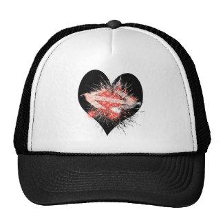 The Exploding Heart Trucker Hat