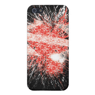 The Exploding heart iPhone SE/5/5s Cover