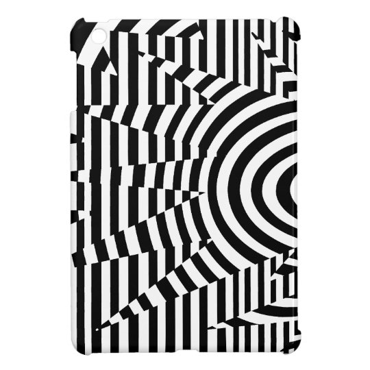 The Exploding Pattern iPad Cover