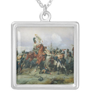 The Exploit of the Mounted Regiment Pendant