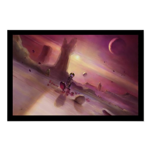 The Explorer #1 Posters