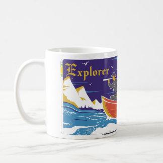 The Explorer Archetype Coffee Mug