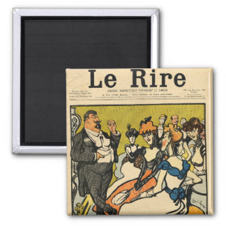 The Explorersfrom the front cover of Le Rire Magnet