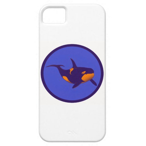 THE EXPLORING ORCA iPhone 5 COVER