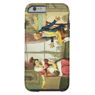 The Expostulation, pub. by G. Humphrey, 1821 (colo Tough iPhone 6 Case