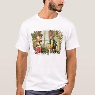The Expostulation, pub. by G. Humphrey, 1821 (colo T-Shirt