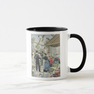 The Expulsion of the Poor from the Slums Mug