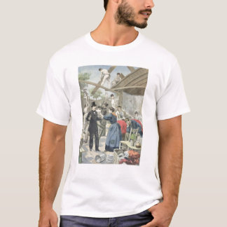 The Expulsion of the Poor from the Slums T-Shirt