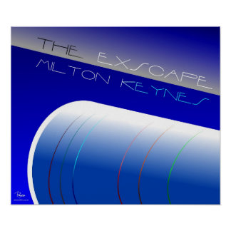 The Exscape Dome poster art