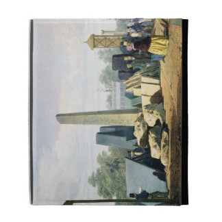 The Exterior, from 'Dickinson's Comprehensive Pict iPad Folio Cover