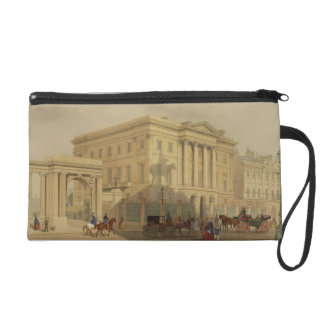 The Exterior of Apsley House, 1853, by J. Dillon ( Wristlet Clutch