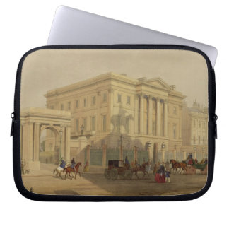 The Exterior of Apsley House, 1853, by J. Dillon ( Computer Sleeve