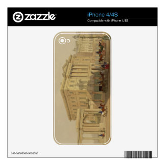 The Exterior of Apsley House, 1853, by J. Dillon ( Decals For iPhone 4S