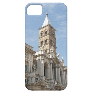 The exterior of Saint Maria Maggiore church in 2 iPhone 5 Covers