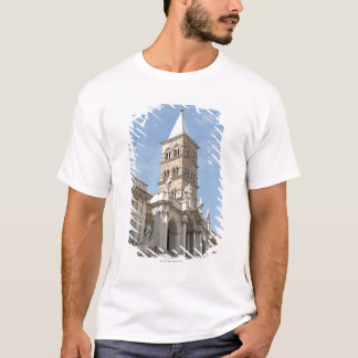 The exterior of Saint Maria Maggiore church in 2 T-Shirt