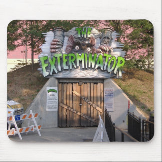 The Exterminator Kennywood Park Mouse Pad