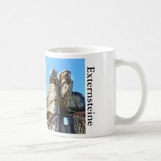 The Externsteine II, Teutoburg Forest Coffee Mug