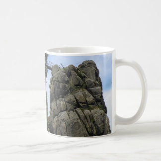 The Externsteine, Teutoburg Forest Coffee Mug