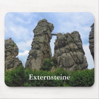 The Externsteine, Teutoburg Forest Mouse Pad