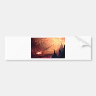 The Extinction Bumper Sticker