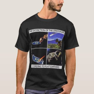 The Extinction of the Dinosaurs T-Shirt
