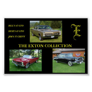 THE EXTON COLLECTION POSTER