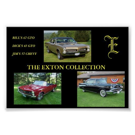THE EXTON COLLECTION PRINT