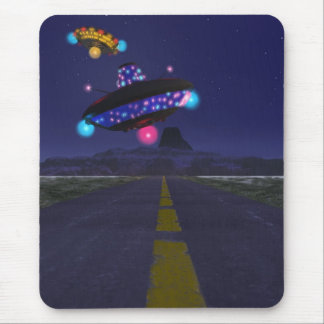 The Extraterestrial Highway Mousepad