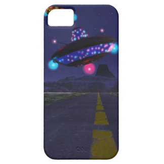 The Extraterrestrial Highway iPhone SE/5/5s Case