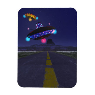 The Extraterrestrial Highway Magnet