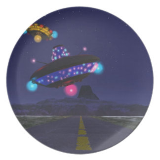 The Extraterrestrial Highway Plate