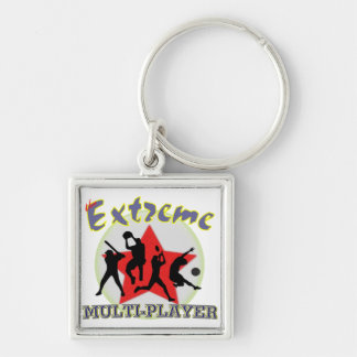The Extreme Multiplayer Key Chain