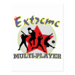 The Extreme Multiplayer Post Cards
