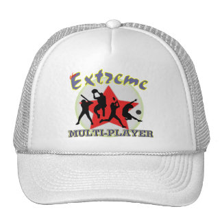The Extreme Multiplayer Trucker Hat