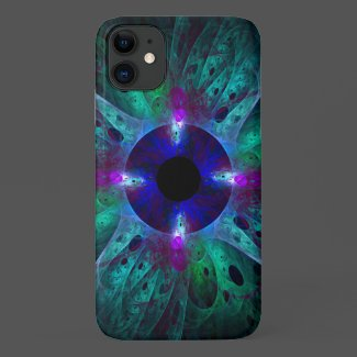 The Eye Abstract Art Case-Mate iPhone Case